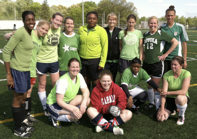 Comets FC, howard county womens soccer, maryland